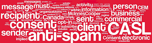 Canada's Anti-Spam Law (CASL)