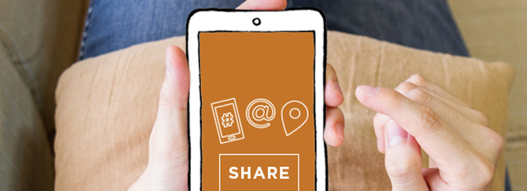To Share Or Not To Share Online? What You Need To Consider