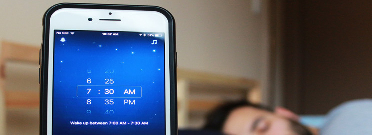 Can Tech Help You Sleep?