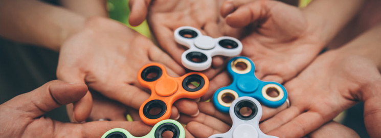 Fidget Spinners – Is It The Next Pop Culture Tech Trend?