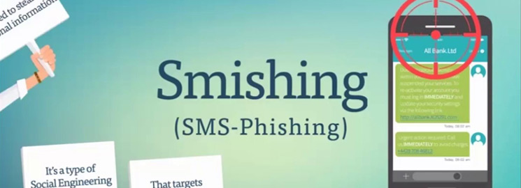 'Smishing' Scams Target Your Text Messages.
